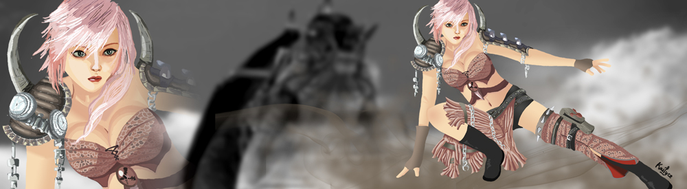 [Concours] Lightning - Adamantoise Outfit